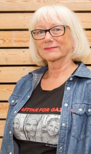 Gunhild Johansen er SVs gruppeleder i Kommunestyret i Tromsø.